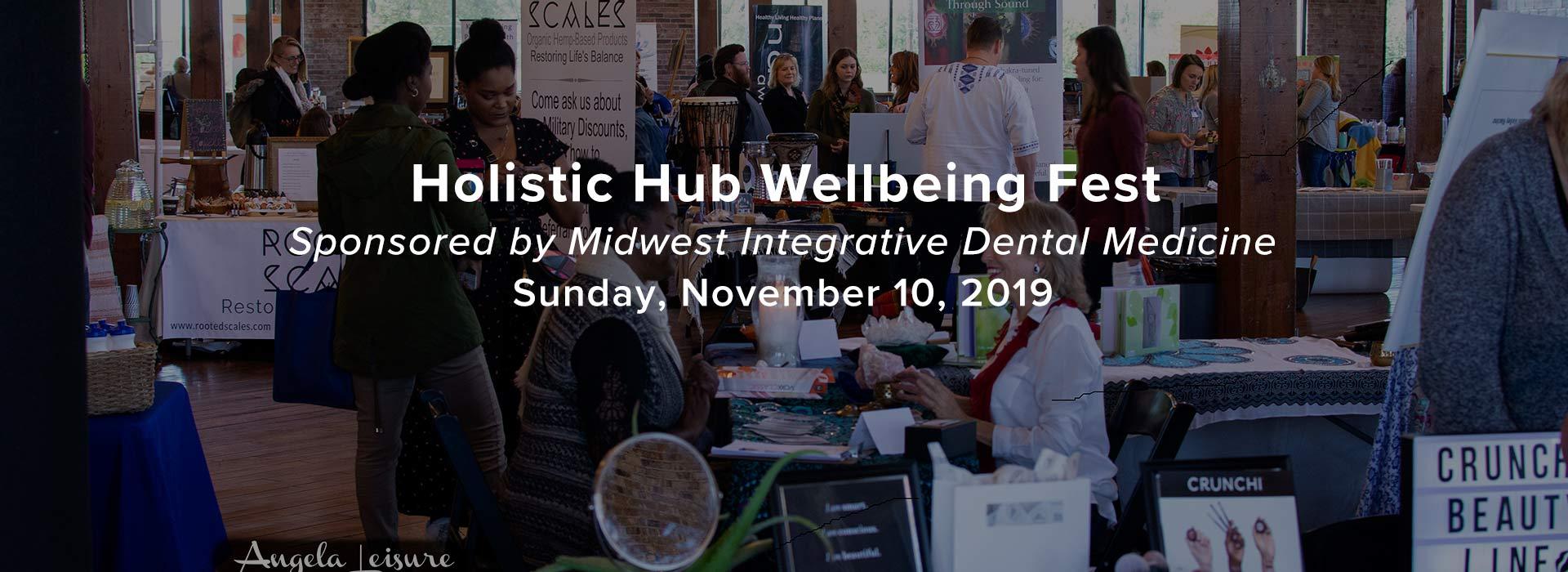 Indy Holistic Hub Wellbeing Fest